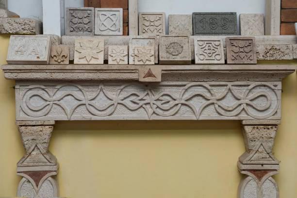 Vendita inserti e chiavi per archi in travertino e pietra for Archi arredo roma