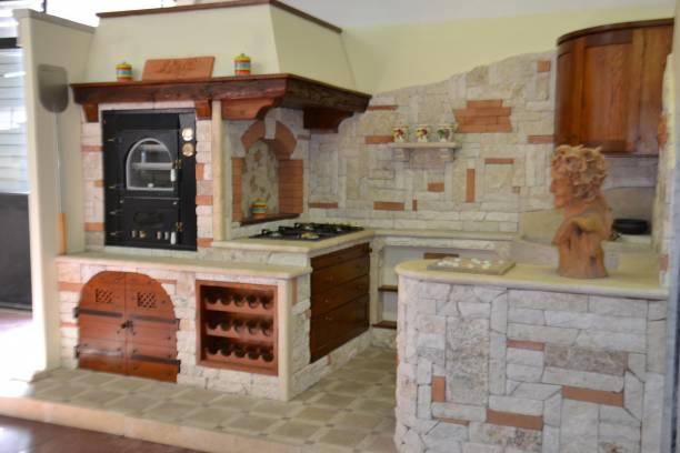 Vendita Cucina Vecchio Granaio | Cucine in muratura Roma ...